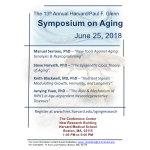 The 2018 Harvard/Glenn Symposium on Aging